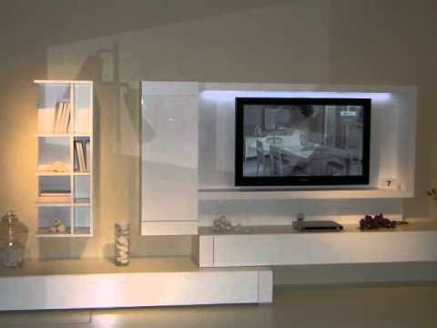 Muebles contempor neos y funcionales feria h bitat for Muebles para tv contemporaneos
