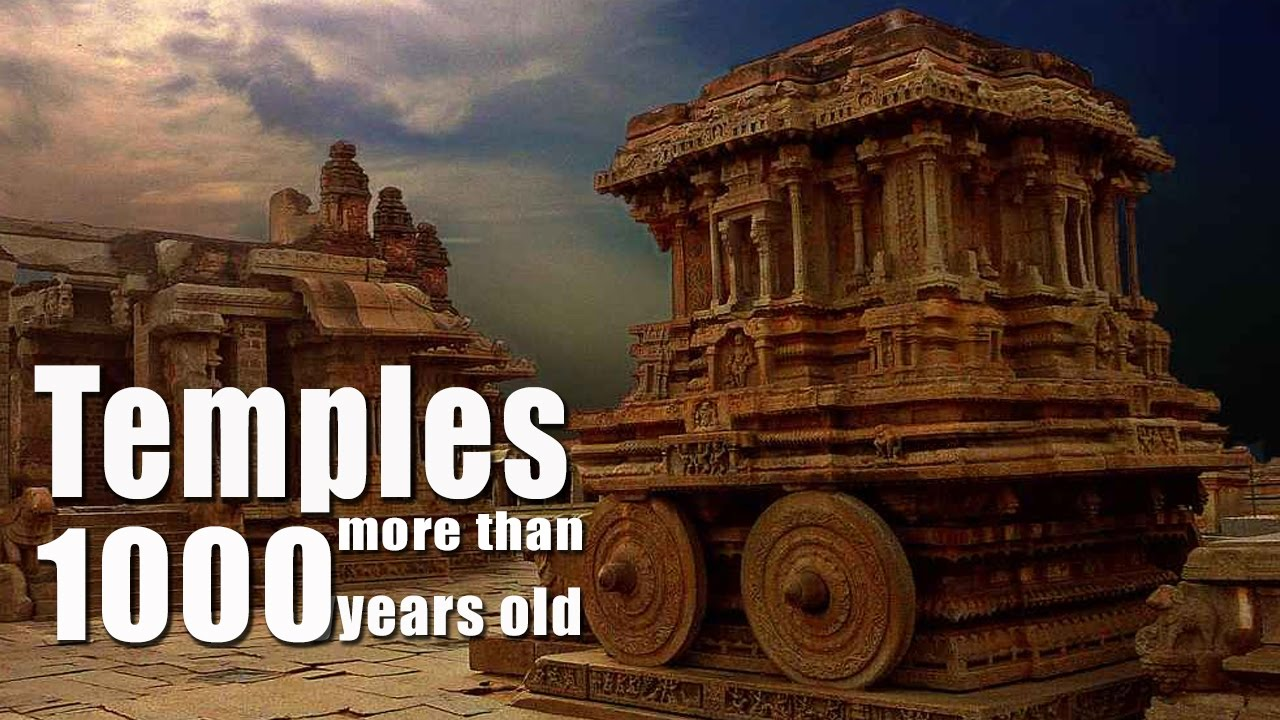 Indian temples which are known for their history