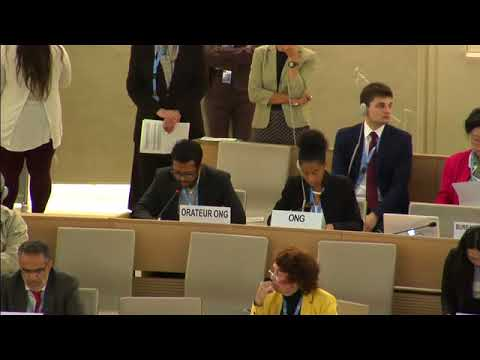 UN Live United Nations Web TV   Human Rights Council   ID Human Rights in Cambodia   34th Meeting, 3