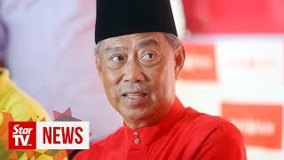 Muhyiddin: Our survey shows Pakatan is leading in Tanjung Piai