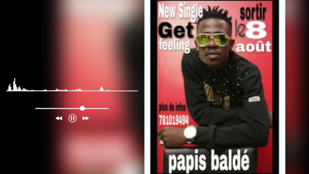 Papis Baldé - GET FEELING - New single