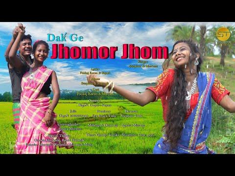 Santali Video Song - Dak Ge Jhomor Jhom