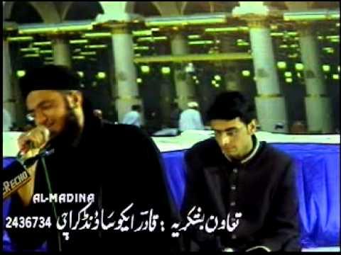 har waqt taswar main  owais raza qadri and Tahir qadri