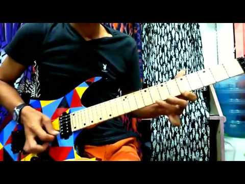 Dinamik-berbunga suci hiasan hati( guitar cover)