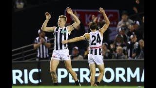 Gamebreaker: Jordan De Goey's six goals | Round 9, 2018 | AFL