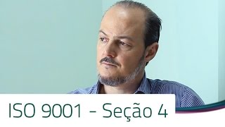 ISO 9001:2015. Contexto da organização (Seção 4)