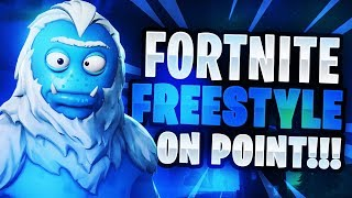 Fortnite Freestyle on Point!