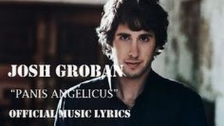 Panis Angelicus By Josh Groban