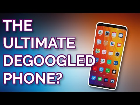 Android without Google: the /e/ Project blew me away