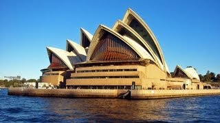 Sydney, Australia: My First Day in the City