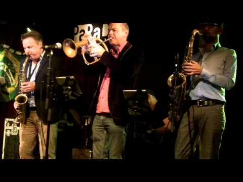 "The Jazzinvaders Invites Azymuth ""4"" @ Paradox Tilburg 26-9-2014"