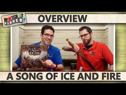 A Song of Ice and Fire: Tabletop Miniatures Game - Game Play Overview