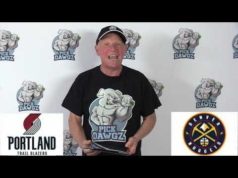 Denver Nuggets vs Portland Trail Blazers 2/4/20 Free NBA Pick and Prediction NBA Betting Tips
