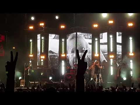 Fabrizio Moro fine tour PACE Carroponte 6/9/2017
