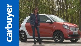 Smart ForFour city car review - Carbuyer