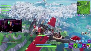 Timthetatman gets a 804m Assault Rifle Kill! (Fortnite Battle Royale)