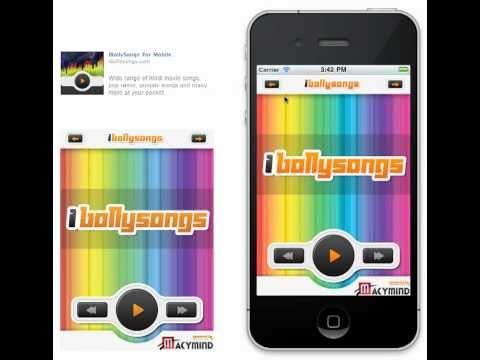 iBollySongs - Best Music Streaming App