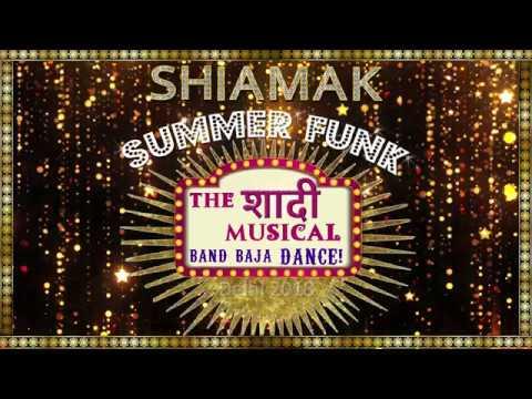 Ye Ladka Hai Deewana +Khud Ko Kya    Shiamak Summer Funk 2018  Delhi