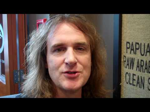 Megadeth - David Ellefson in Auckland, New Zealand - 12.09.10 Thumbnail image