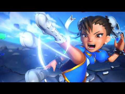 Puzzle Fighter Teaser Trailer