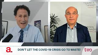 Do Not Let the Covid-19 Crisis Go To Waste