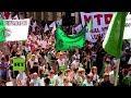 Argentina: Miles de profesores demandan un aumento de sueldo en Buenos Aires