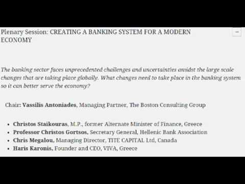 CREATING A BANKING SYSTEM FOR A MODERN ECONOMY