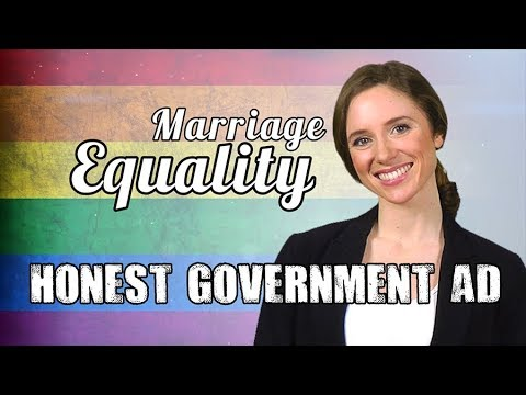 Honest Government Advert - Marriage Equality Plebbyshite
