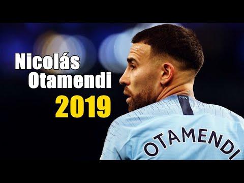 Nicolás Otamendi 2019 - Defender Skills