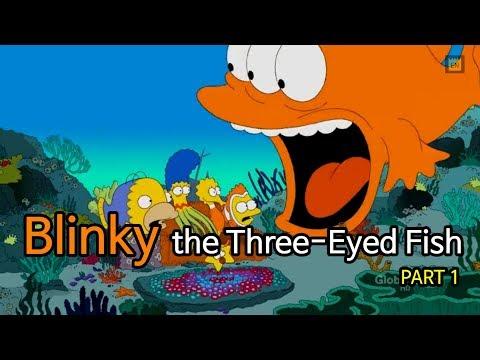 Blinky The Three-Eyed Fish - PART 1