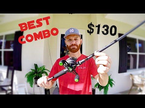 Best Fishing Rod/Reel Combo for the Money 🤑