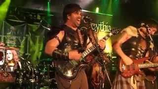 Scythia- Into The Storm (live)