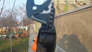Foarfeca telescopica Fiskars UP82