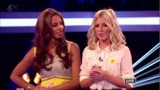 Mollie King and Rochelle Wiseman - The Million Pound Drop Live (Part One of Three) HQ/HD