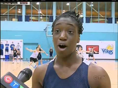 Island MVP: Debbie Yeboah and Chelsea McMullen