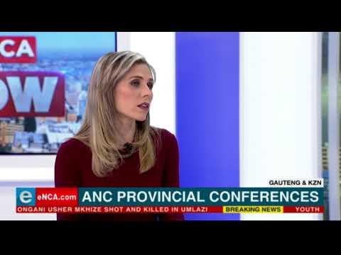 KZN & Gauteng ANC conference analysis by political analyst Mr Dumisani Hlophe