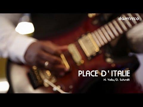dam'n'co - PLACE D'ITALIE (Uscita Ustica)