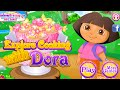 Explore Cooking With Dora - Dora The Explorer Game Episode For Children | Baby Girl Games