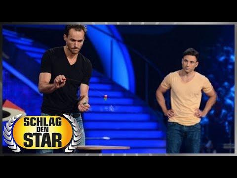 Tobias disqualifiziert  Schlag den Star mit Sven Hannawald