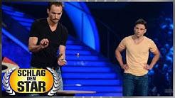 Tobias disqualifiziert - Schlag den Star mit Sven Hannawald