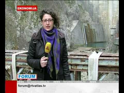 Atlas TV news, EPCG, Piva celebration, Montenegro,...