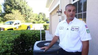preparing your outside ac unit for winter with one hour heating air conditioning