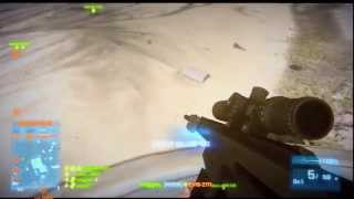 Battlefield 3 - Jet Pilot Sniped Out