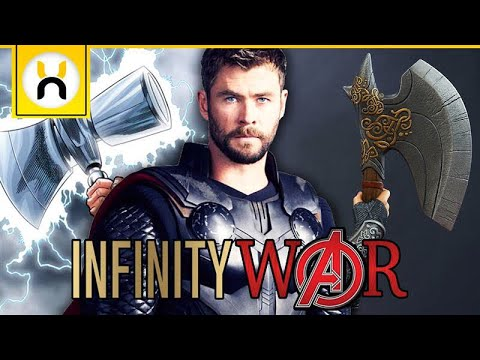 What Is Thor's New Weapon in Avengers: Infinity War?