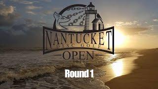 2016 Nantucket Disc Golf Open - Round 1