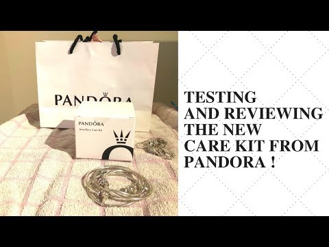 ♥ Reviewing the new care kit from Pandora ♥