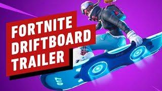 Fortnite - Driftboard Trailer