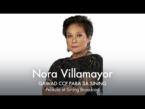 Nora Aunor  Gawad CCP para sa Sining Pelikula at Sining Broadcast