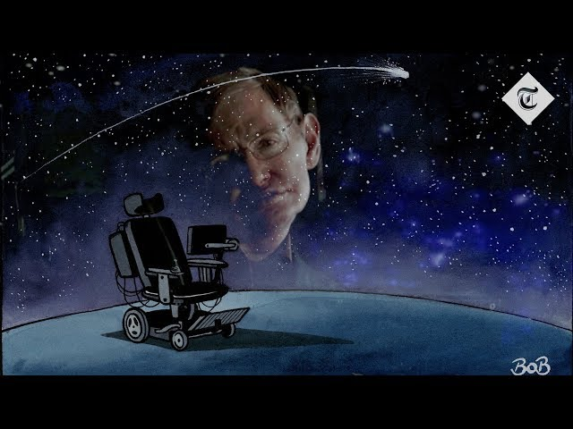 Stephen Hawking on aliens, AI and the Universe
