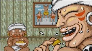 Street Fighter II - Final do Dhalsim